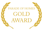 PARADE OF HOMES AWARDS_GOLD AWARD