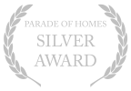 PARADE OF HOMES AWARDS_SILVER AWARD